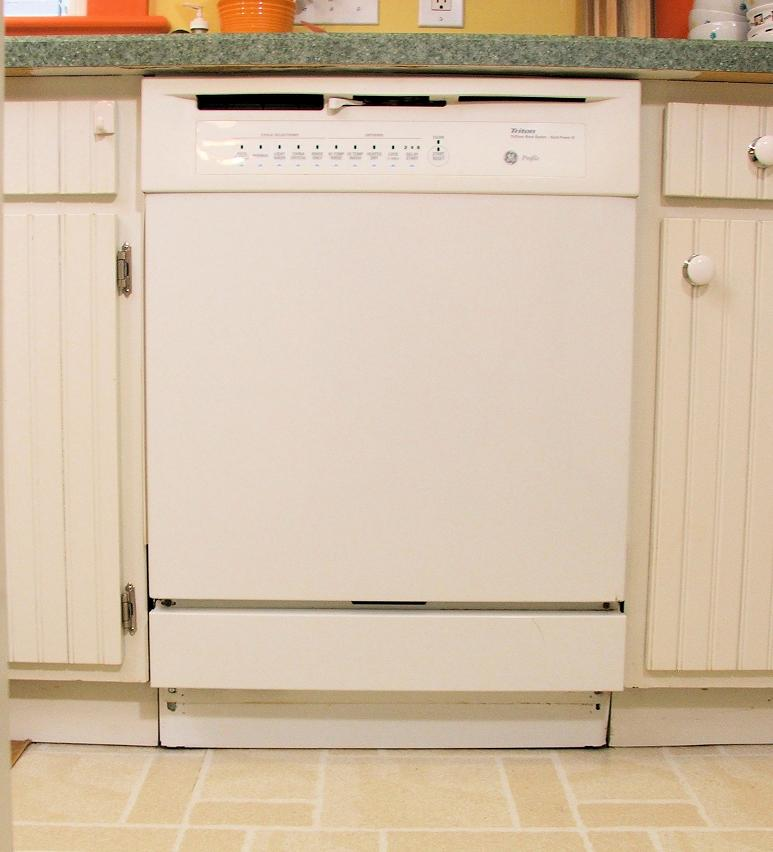 Recall General Electric Dishwasher Fire Hazard