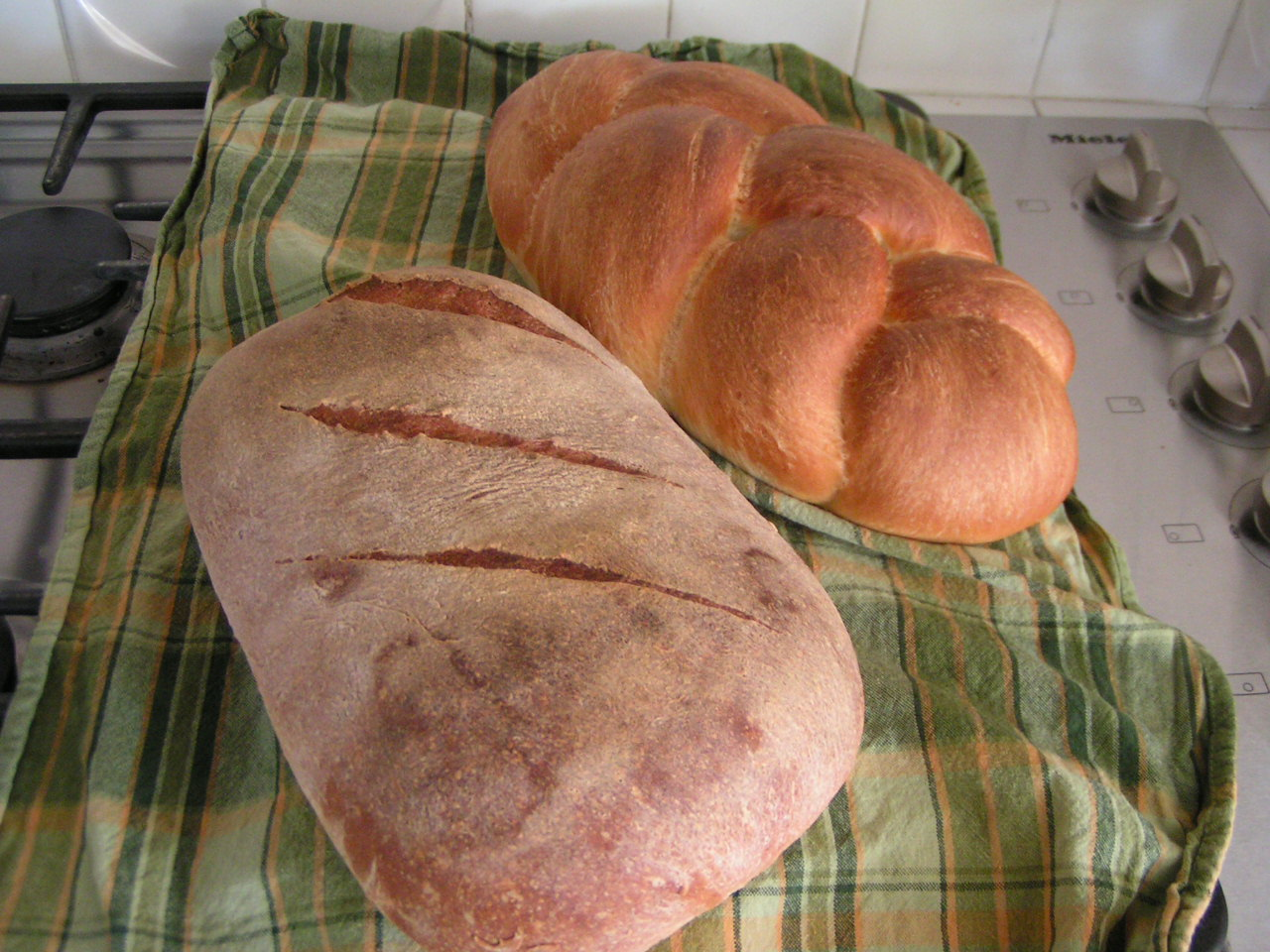 deluxe sourdough and challah